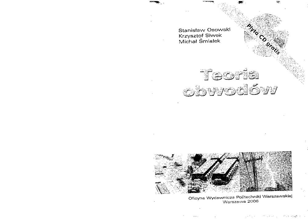 bolkowski teoria obwodów pdf chomikuj