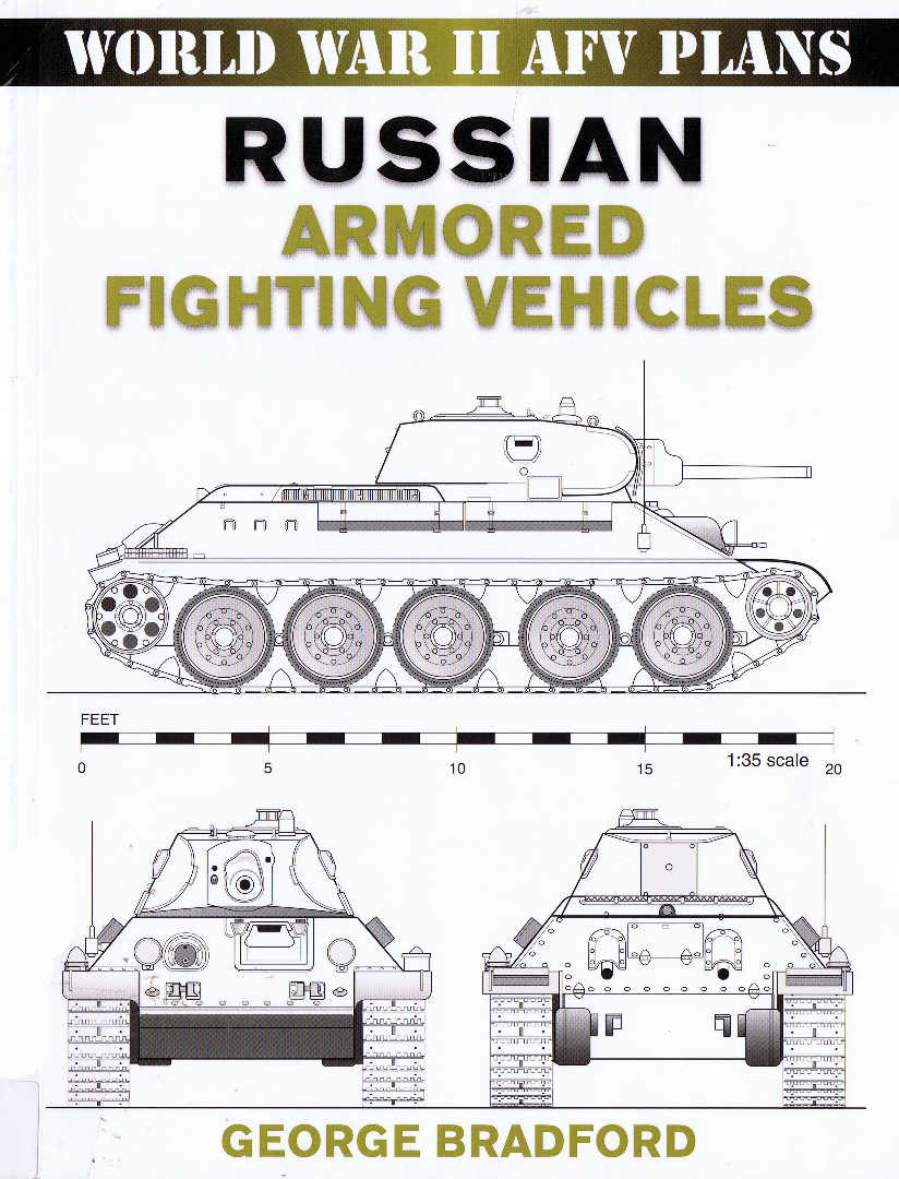 Afv Plans - Russian Armored Fighting Vehicles