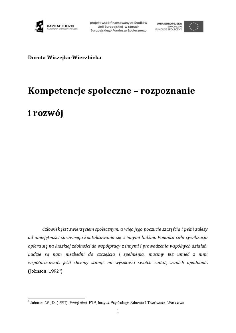 podręcznik umiejętności studiowania pdf