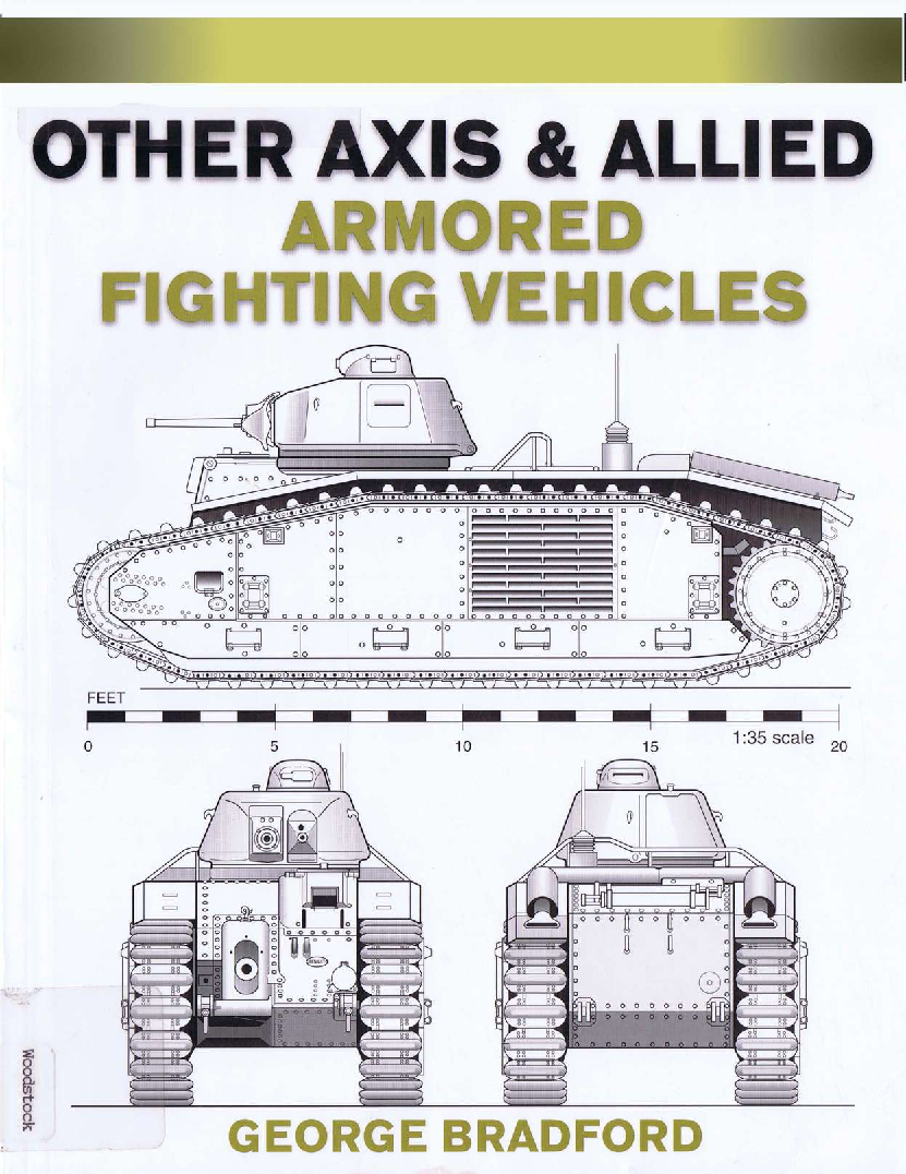Stackpole  Other Axis  U0026 Allied Armored Fighting Vehicles
