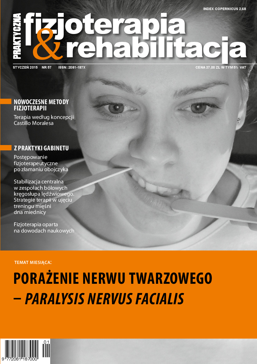 Praktyczna Fizjoterapia I Rehabilitacja 57 Pobierz Pdf Z Docer Pl