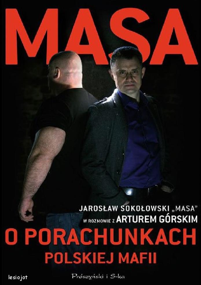masa o porachunkach polskiej mafii pdf chomikuj