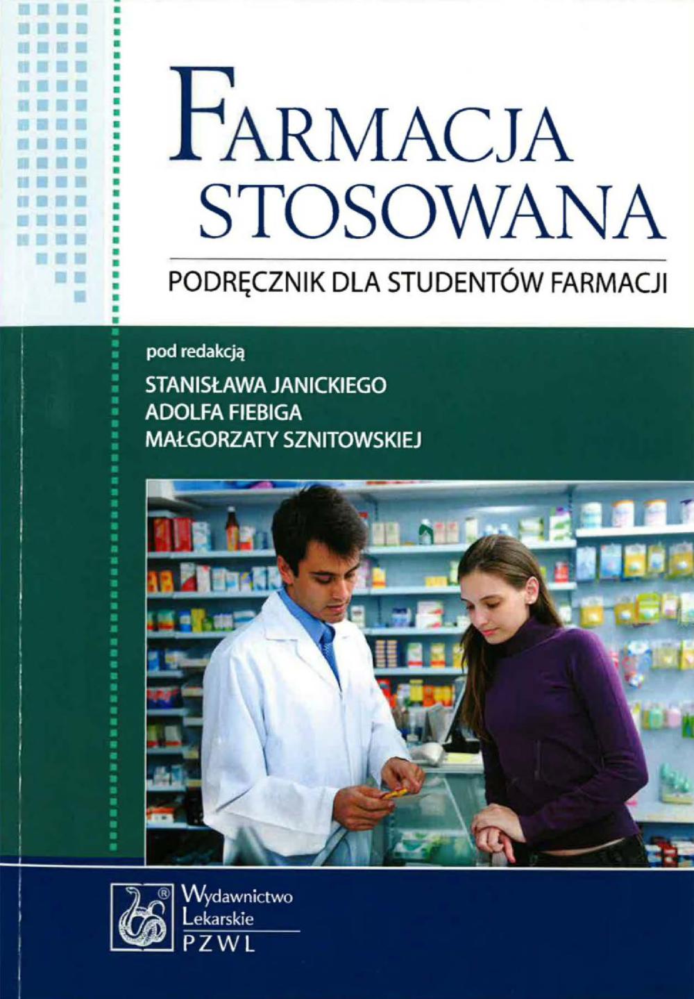 farmacja stosowana janicki pdf chomikuj
