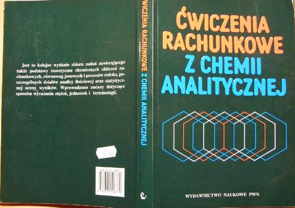 ćwiczenia rachunkowe z chemii galus pdf chomikuj