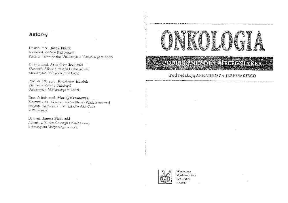 mikrobiologia podręcznik dla pielęgniarek położnych i ratowników medycznych pdf