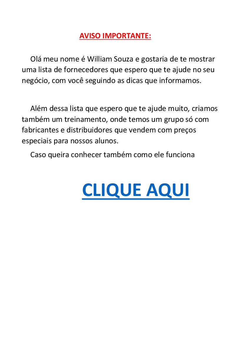 top fornecedores ocultos para revenda