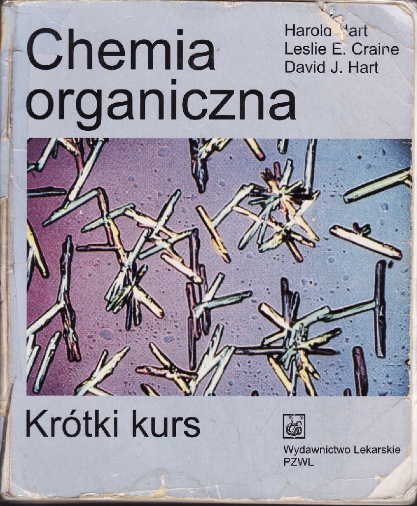 chemia organiczna krótki kurs hart pdf