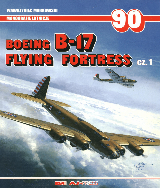 90 -- Boeing B-17 Flying Fortress cz.