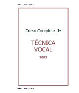 Canto Y Técnica Vocal Para Dummies Begoña Alberdi De Miguel Pobierz Pdf Z Docer Pl