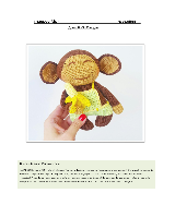Rabbiz Design Amigurumi Blog | 188x160